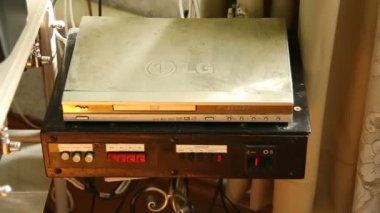 Centrum naprawy elektroniczne — Wideo stockowe