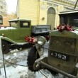 Military Truck, Leningrad Blockade — Stock Video #41298407