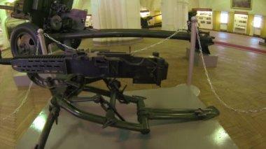 Machine-Gun 2.7K — Stock Video