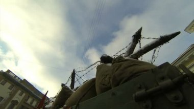 Military Barriers, Obstacles — Vidéo