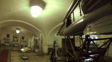 The Missile Launcher Katyusha 2.7K — Stock Video