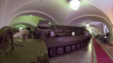 Ballistic Missile 2.7K — Stock Video