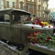 Military Truck, Leningrad Blockade — Stock Video #41300421