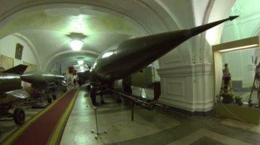 弾道ミサイル — ストックビデオ