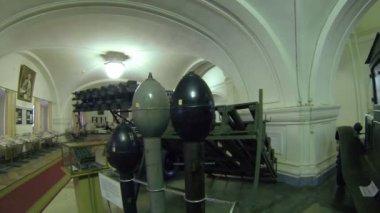 Artyleryjskiej 2,7 k — Wideo stockowe