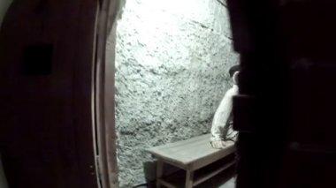 Prison museum — Stock Video