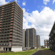 Stock Photo: Tower block council housing in UK