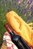 A picnic in Provence — Stockfoto