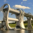 The Falkirk Wheel, Scotland. — Stock Photo #19942651