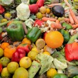 Stock Photo: Food Waste