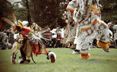 Native American PowWow — Stock Photo