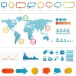 Infographics set. — Stock Vector