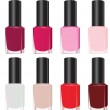 Nail polish set — Stock Vector #12722346