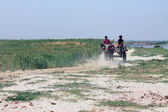 L'indien inconnu, un gharri d'équitation — Photo