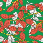 Jasny liści — Wektor stockowy