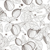 Owoce — Wektor stockowy