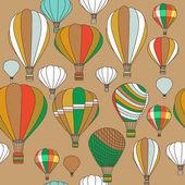 воздушные шары — Cтоковый вектор