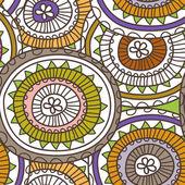 Textura tribal — Vector de stock