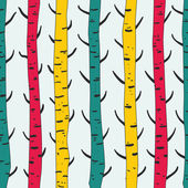 Floresta — Vetorial Stock