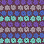 Small flowers — Vetorial Stock
