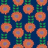 花のテクスチャ — ストックベクタ