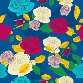 玫瑰纹理 — 图库矢量图片