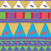 племенной текстуры — Cтоковый вектор