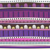 Tribal textuur — Stockvector