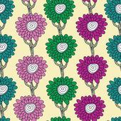 花の木 — ストックベクタ