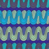 波浪纹理 — 图库矢量图片