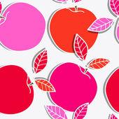 Jabłka — Wektor stockowy