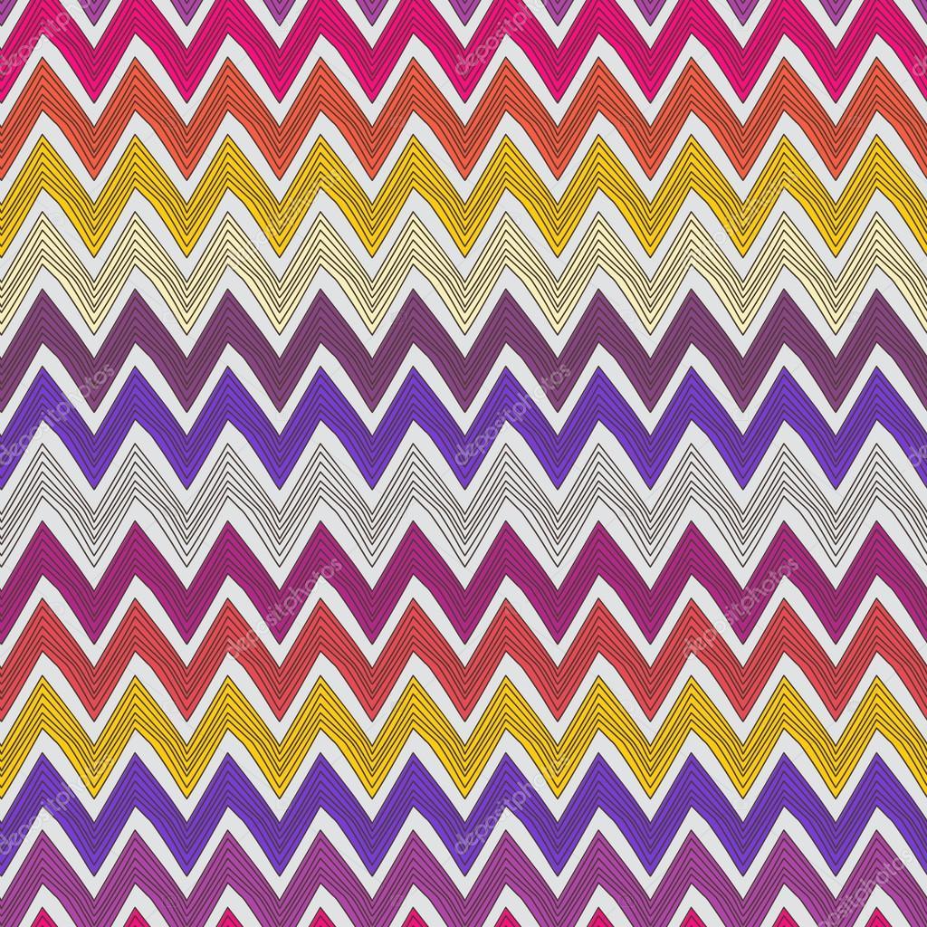 Zigzag wallpaper