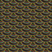 Seamless multicolored texture — Stock Vector