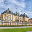 Drottningholm castle — Stock Photo #12591893