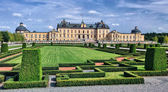 Drottningholm castle — Stock Photo