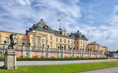 Drottningholm castle — Stock Photo
