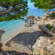 Makarska riviera , Croatia - Stock Photo