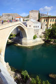 старый мост, мостар — Стоковое фото