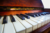 Photo of a old Piano — Stock Photo