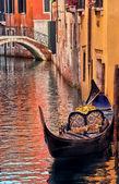 Venecia, italia — Foto de Stock