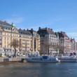 Stockholm, Sweden — Stock Photo #23154306