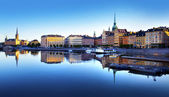 Old Town of Stockholm — Stock Photo
