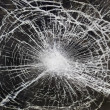 Stockfoto: Broken glass
