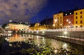 Stockholms old city — Stock Photo