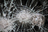 Broken Window — Stock Photo