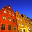 Stockholms old city — Stock Photo