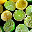 Stock Photo: Squeezed out lemon