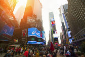 Time Square NYC — Stock Photo