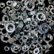 Постер, плакат: Lot of Hex Nuts