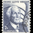 Stock Photo: Frank Lloyd Wright AmericArchitect